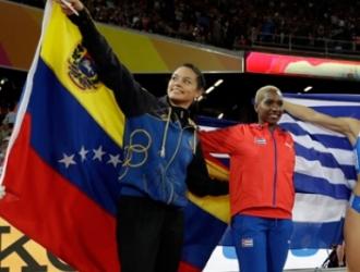 Saltó 4.65 metros para ser bronce en Londres 2017 | Archivo BDA