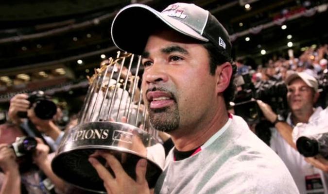 "Ozzie"" Guillén conquistó Chicago hace 12 años (+ VÍDEO) | Béisbol 123|  Meridiano.net"