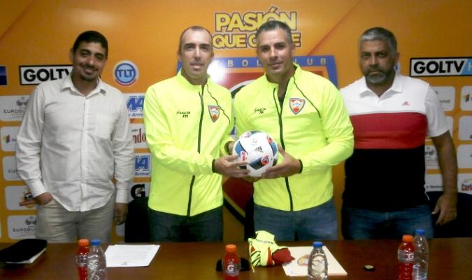 Rey tomará las riendas del equipo Aurirrojo / Foto Prensa Aragua FC