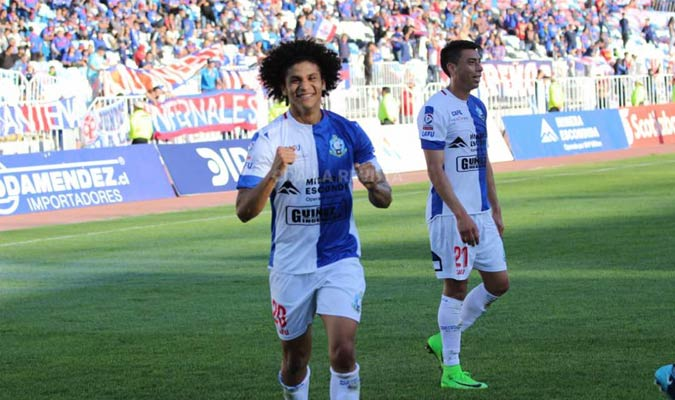Eduard Bello, el venezolano que causa sensación en Chile | Fútbol 123|  Meridiano.net