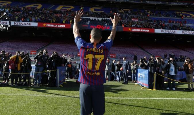 Foto: Cortesía (@FCBarcelona)