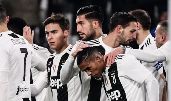 La Juve derrotó al peor equipo de la Serie AFoto: Cortesía