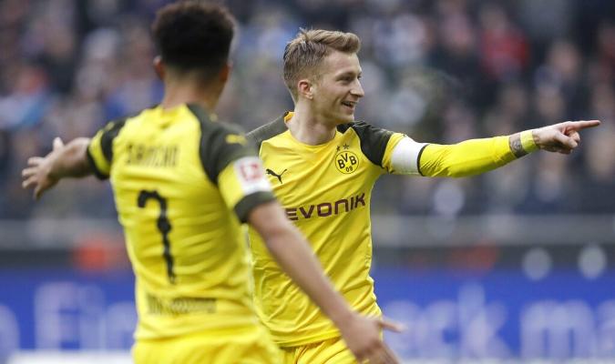 Dortmund amplió su ventaja a siete puntos / Foto: Cortesía