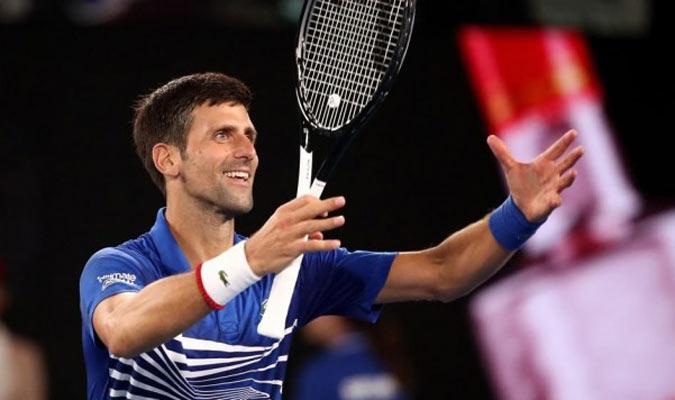 Djokovic acumula 10.955 puntos/ Foto Cortesía