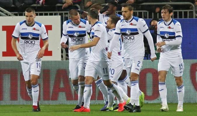 Atalanta escaló a la quinta casilla de la Serie A | Foto: EFE