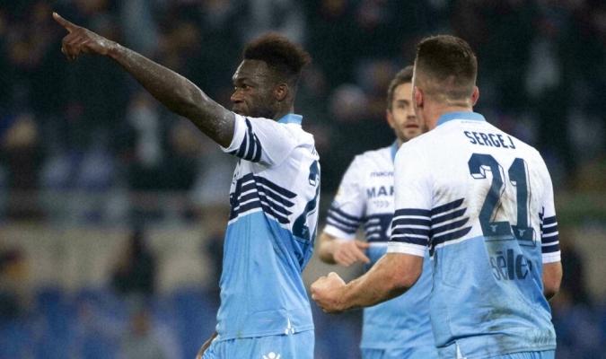 Lazio se metió en puesto de Champions | Foto: AP