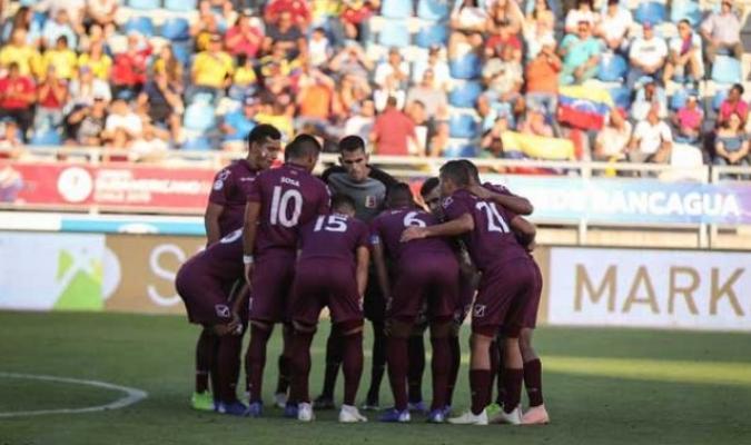Los venezolanos marcaron solo tres goles en el hexagonal || Foto: SeleVinotinto