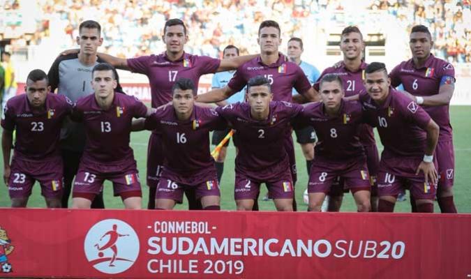 Los venezolanos no lograron el cupo al Mundial || Fotos: Cortesía