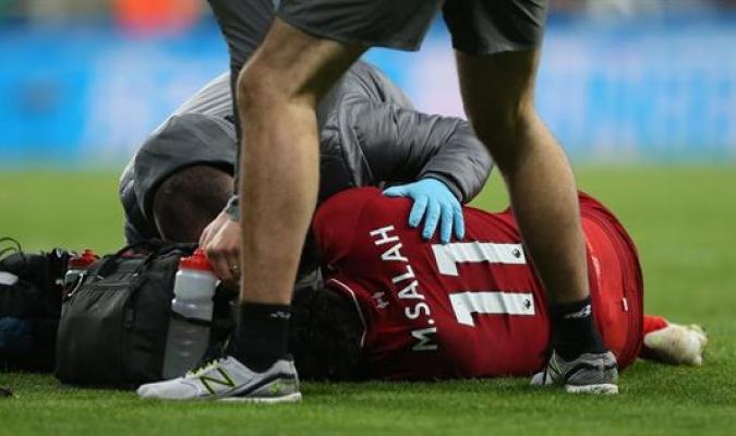 Klopp aseguró que Salah se encuentra bien | Foto: EFE