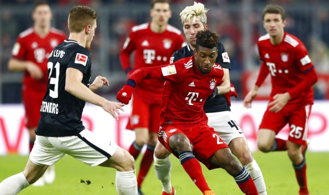 Leipzig quiere evitar el triunfo del Bayern // Foto: AP