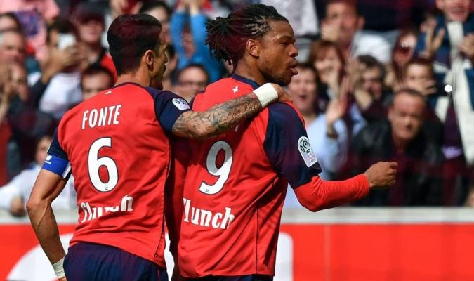 Lille se posicionó en la segunda plaza de la Ligue 1 // Foto: AS