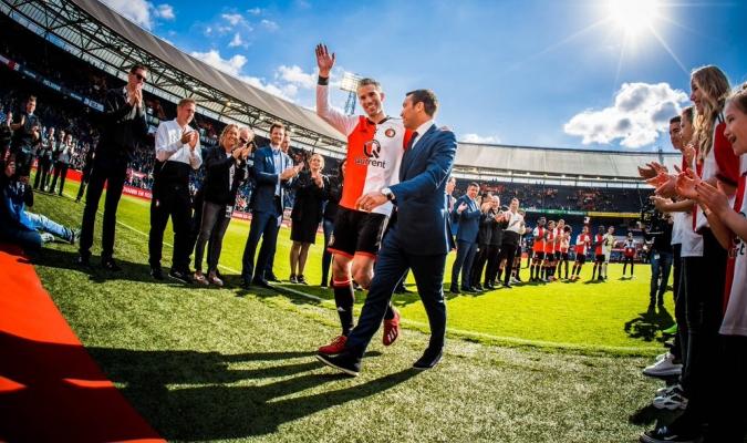 El holandés rubricó su retiro / Foto: Cortesía