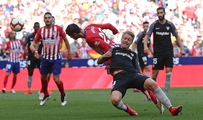El 'Atleti' acabará por encima del Madrid / Foto: Cortesía