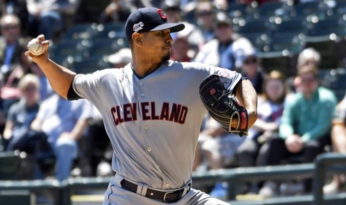 Carrasco blanqueó a los Medias Blancas en Chicago | Foto: AP