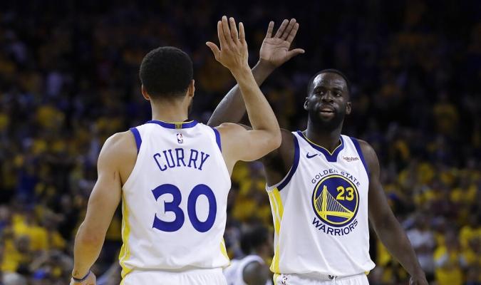 Curry anotó nueve triples y 36 puntos en el juego   Foto: AP