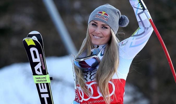 Vonn destacó en el esquí alpino / Foto: Cortesía