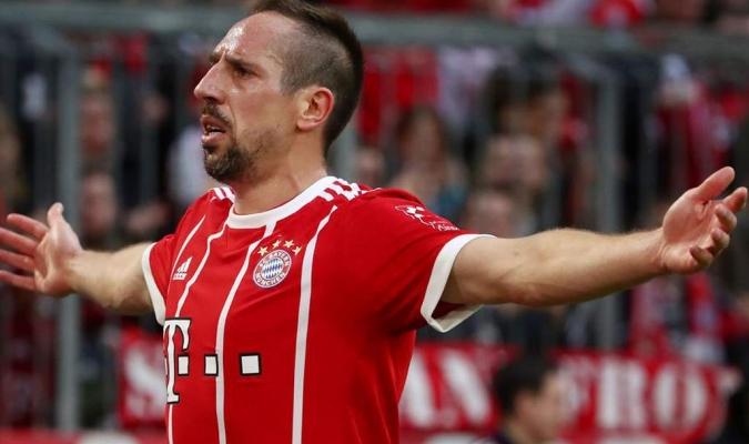 El francés dejará el Bayern esta temporada / Foto: Cortesía