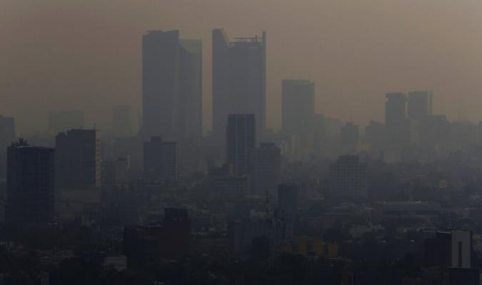 La contaminación obligó a cambiar de sede el compromiso // Foto: AP