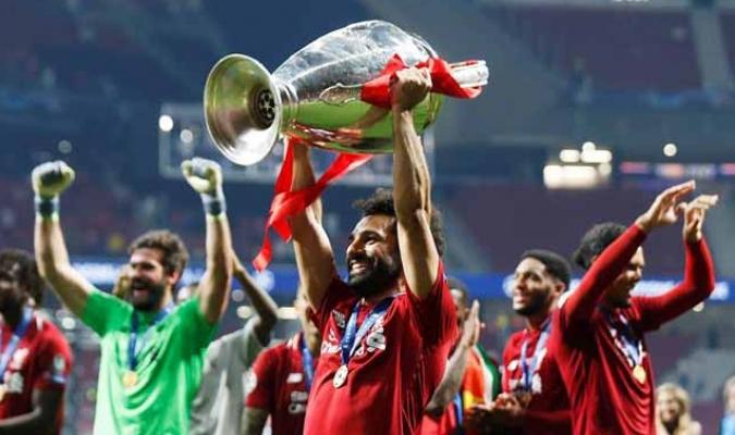 El egipcio fue clave en el triunfo de su equipo / Foto: EFE