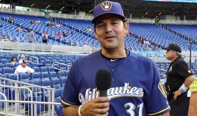 El caraqueño se desempeña como primera base en la MLB / Foto: Cortesía