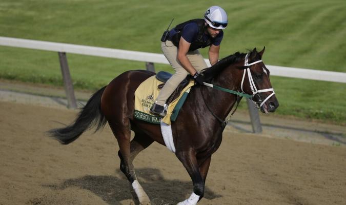 Belmont disputará el Kentucky Derby // Foto: AP