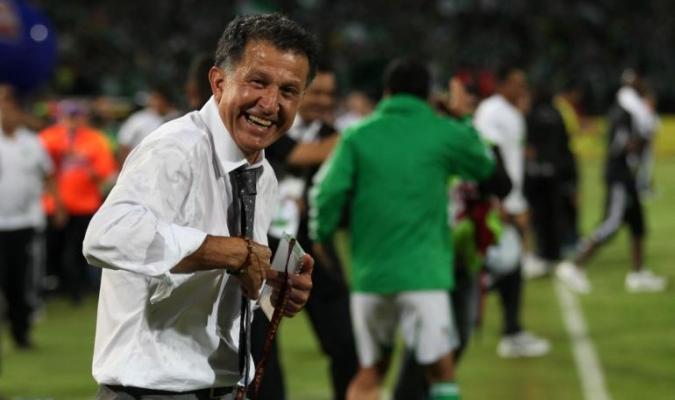 Osorio regresa a dirigir al Atlético Nacional | Foto: Cortesía