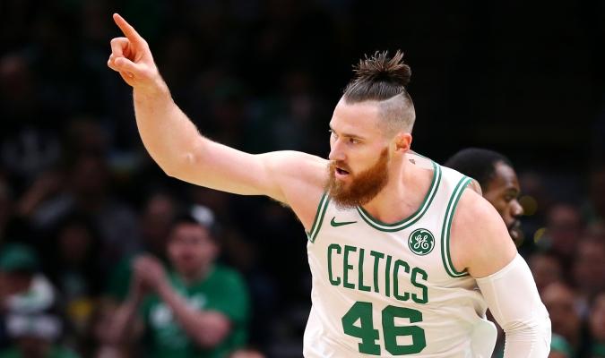El pívot seguirá a las ordenes de Celtics // Foto: Cortesía