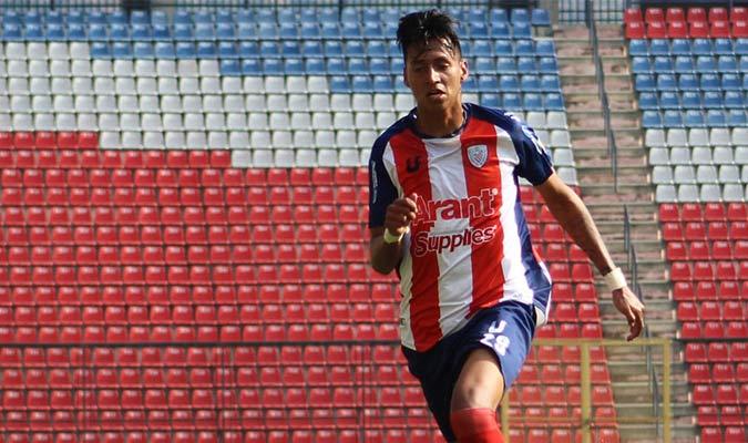 El futbolista padeció una apendicitis aguda  | Foto: Cortesía