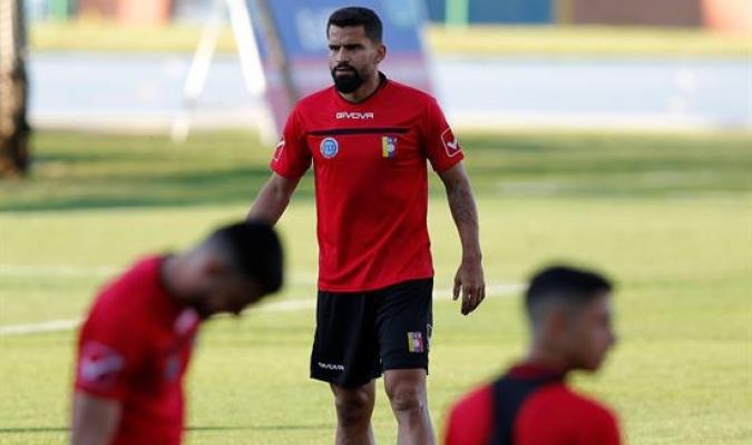 Rincón tiene un buen promedio de distancia recorrido en la Copa América 2019 // Foto: Cortesía