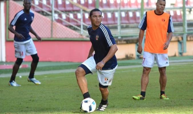 Manzano destacó en la Copa Libertadores con el Deportivo Lara | Foto: Prensa Deportivo Lara