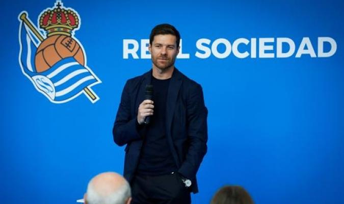 Alonso comandará al filial de la Real Sociedad | Foto: EFE