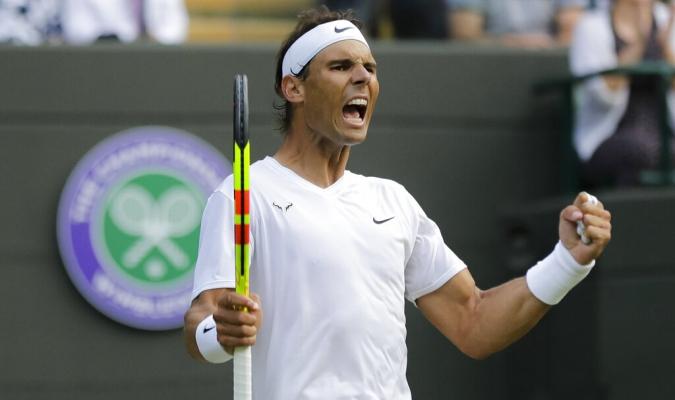 Ambos tenistas se verán las caras en las semifinales // Foto: AP