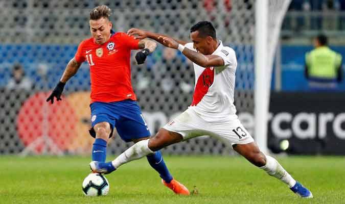 El peruano fue importante para su selección en la Copa América / Foto: EFE