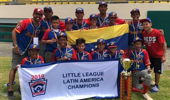 Venezuela representará a Latinoamérica en Pequeñas Ligas | Béisbol ...