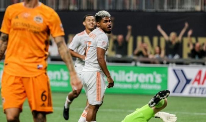 Josef le ha marcado a todos los equipos de la MLS | Foto: Prensa Atlanta United