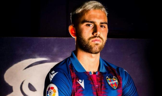 Mayoral jugará nuevamente en Levante / Foto: Cortesía (@LevanteUD)