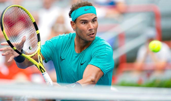 Rafael Nadal acompañará a Novak Djokovic en el Consejo de Jugadores de la ATP / Foto AP