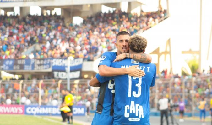 Los zulianos buscan hacer historia / Foto: Zulia FC