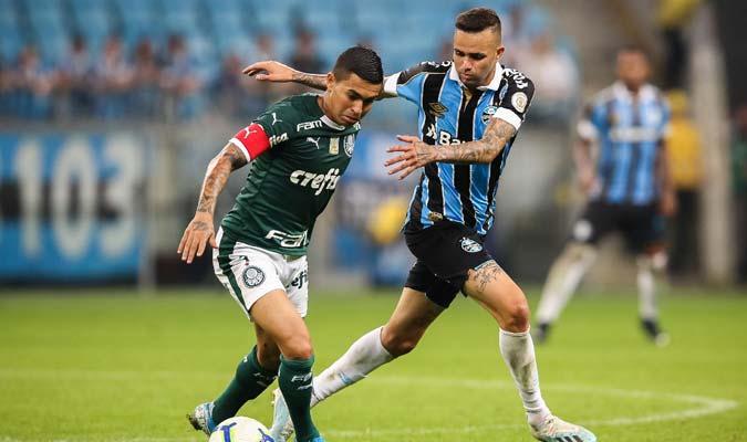 Ambas oncenas se midieron en la pasada jornada del Brasileirao l Foto: Cortesía