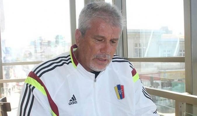 El estratega tiene experiencia en el fútbol venezolano l Foto: Cortesía