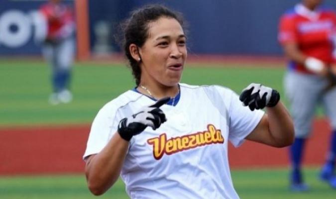 LA venezolanas tienen récord de dos ganados y una derrota / Foto: Fevebéisbol