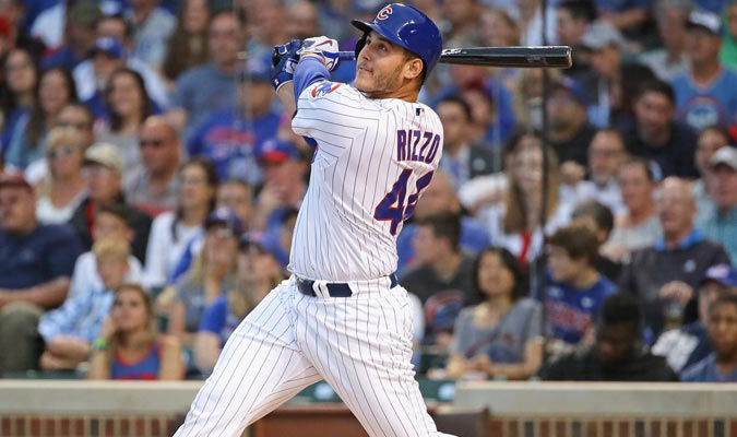 Rizzo sacó dos cuadrangulares frente a San Francisco / Foto: Cortesía