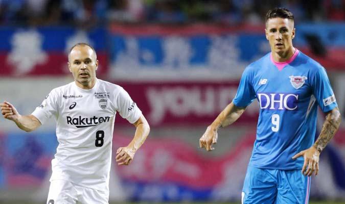 Ambos jugadores fueron compañeros en la selección española l Foto: Cortesía