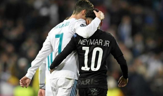 Rivaldo cree que Neymar y Cristiano son compatibles / Foto: Cortesía