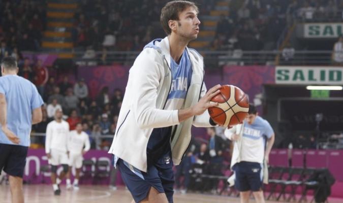 Delía cree que Argentina hará un buen papel en China / Foto: Cortesía