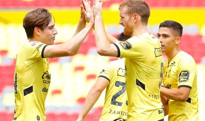 El criollo marcó su primer tanto ante Pumas / Foto: Cortesía