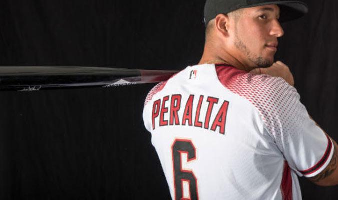 Peralta estará fuera por 10 días / Foto. AP