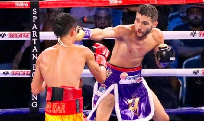 La pelea se disputó en el Centro de Convenciones de Puerto Rico l Foto: Cortesía