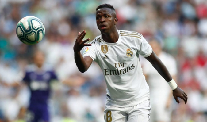 El Madrid no quiere involucrar a Vinicius en al negociación/ Foto Cortesía
