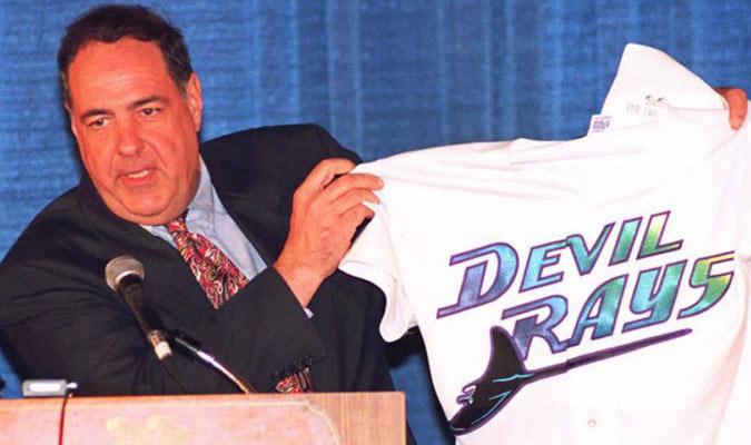 Naimoli fue el propietario original de Tampa Bay / Foto: Yahoo Sports